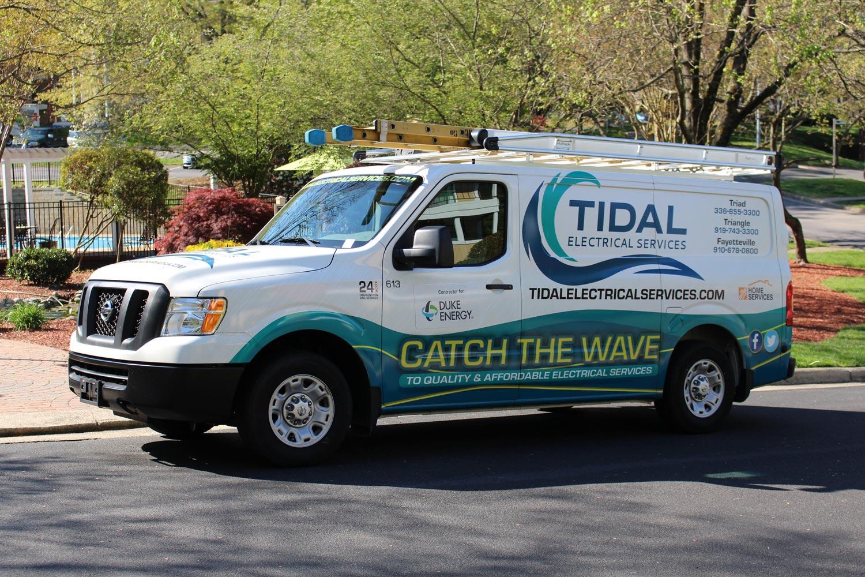 tidal truck